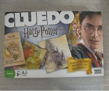 Cluedo Harry Potter   secretos de Hogwarts Familia Juego de Mesa   100% Completo
