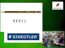 Stock Lotto di 100 Matite Staedtler Classiche Originali HB 2B B H 2H OCCASIONE