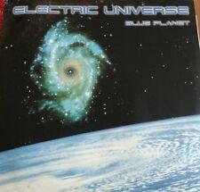 ELECTRIC UNIVERSE 2LP 1999 Spirit Zone Shakta Hallucinogen Koxbox Psytrance Goa