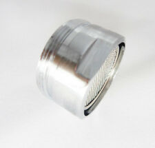 Tap Aerator 28mm male chrome plated brass - spout end diffuser filter
