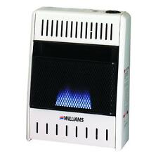 Williams 1096543.9 Blue Flame 10,000 BTU Vent-Free Natural or Propane Wall Heate