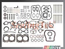 Fit 04-06 Subaru EJ255 EJ257 Turbo DOHC Engine Full Gasket Set w/ Head Bolts Kit