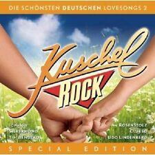 KUSCHELROCK-DEUTSCHE LOVESONGS VOL.2 (2 CD) UNHEILIG NENA ROSENSTOLZ NEU