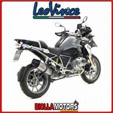 8786E EXHAUST LEOVINCE BMW R 1200 GS 2016- LV ONE EVO INOX/CARBON