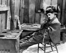 Charlie Chaplin The Gold Rush 8x10 Photo
