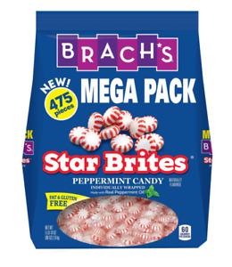 Brach's Star Brites Peppermints Mega Pack (90 oz.) Fast Delivery