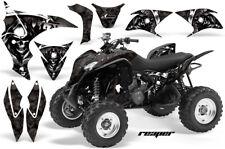 ATV Graphics Kit Quad Decal Sticker Wrap For Honda TRX700XX 2009-2015 REAPER BLK