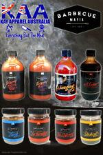 Barbecue Mafia - The GodFather Collection - Mafia Complete Set of Sauces & Rubs