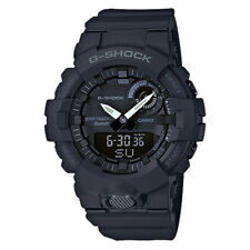 Casio G-SHOCK GBA800-1A | Ana-Digital Men's Watch | BLACK STEP TRACKER BLUETOOTH