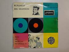 "DEL SHANNON: Runaway +3-Holland 7"" 61 London American Recordings RE-X 7080EP PCV"
