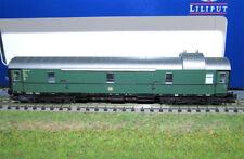 LILIPUT scala N carrozza Packwagen della DB epoca III art. L364556 NEU