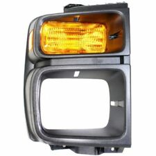For E-250 08-14, Passenger Side Parking Light, Amber Lens