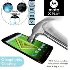100% Genuino Cristal Templado Protector para Pantalla LCD Xt1562 Motorola Moto X