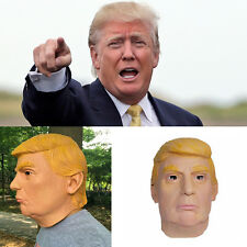 Neue Donald Trump Halloween Latex Maske Präsidenten Cosplay Halloween Prop neu
