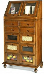 Pantry 243 Sideboard for Kitchen IN Pioppo-Cucina-Credenza Color Walnut