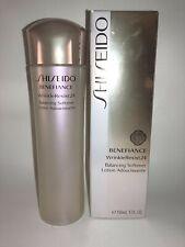 Shiseido Benefiance Wrinkle Resist24 Balancing Softener Lotion 5 Oz Skin Aging