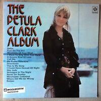 THE PETULA CLARK ALBUM  EX+/ NEAR MINT VINYL LP 1st Pressing PYE