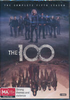 The 100 The Complete Fifth Season 5 Five DVD NEW Region 4