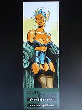 Ex Libris Meynet Bruno Graff Edition ETAT NEUF Pin'Up