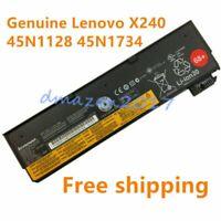 Genuine 68+ X240 Battery Lenovo ThinkPad T440 T440s T450 X240s X250 45N1124 48WH
