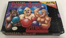 Super Punch Out (Super Nintendo SNES) In Box