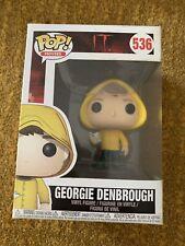 Funko POP! - Horror - IT - Georgie Denbrough #536 (box damage)