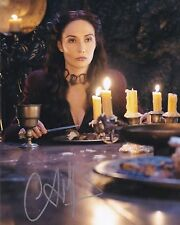 CARICE VAN HOUTEN SIGNED 8X10 PHOTO GAME OF THRONES AUTHENTIC AUTOGRAPH COA A