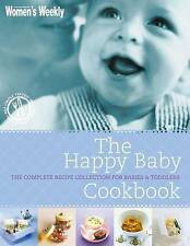 The Happy Baby Cookbook By The Australian Women's Weekly