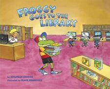 Froggy Goes to the Library-ExLibrary
