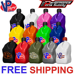 VP Racing - 5 Gallon Fuel Jugs / Containers / Gas Cans