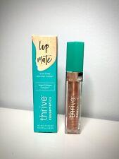 thrive causemetics Lip Mate HIGH-SHINE REVIVING TOPPER Vegan Collagen Complex