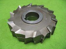 2 Interlocking Milling Cutter 20T 4-1/2 x 1.165 x 1-1/4