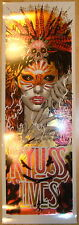 2013 Kyuss Lives - Australian Tour Concert Poster by Rhys Cooper