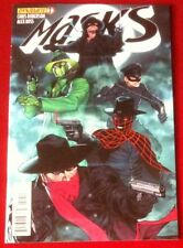 Masks (2013) #1C - Ardian Syaf Variant Cover - Comic Book - Dynamite Comics