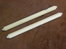 2 Red Cedar Bow Drill Spindles -Primitive Fire Starting Equipment Friction Fire