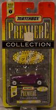 Matchbox Premiere World Class 1 Plymouth Prowler Purple