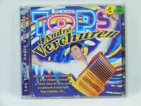 Les TOPS d'André VERCHUREN accordéon valse CD Chanson Française bal musette