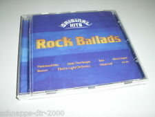 ORIGINAL HITS ROCK BALLADS CD MIT FLEETWOOD MAC - TOTO - BOSTON - MEAT LOAF ...