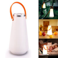 Creative Lovely Portable Wireless LED Home Night Light Table Lamp Rechargeable