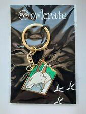 Spirited Away Haku Dragon Owlcrate Exclusive Keychain