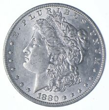 Unc Uncirculated 1880-O Morgan Silver Dollar - $1.00 Mint State MS BU *741