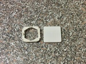 Wippe für Schalter Taster cremeweiß 3x10St. Berker Modul 2