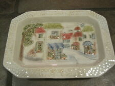 CHAPEL HILL ~ FLOWER SHOP ~ SOAP DISH, DISCONTINUED, HARD TO FIND, NEW