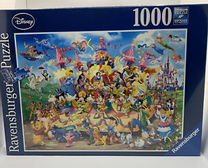 Ravensburger Disney Karneval Multicha - 1000 Stück