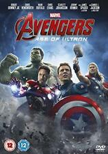Avengers Age of Ultron DVD 2015 Action Region 2