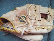 WILSON A9820 Leather Softball-Baseball Glove SB Special Grip Tite Triple Lock