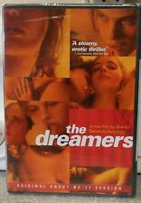 The Dreamers (DVD, 2004, NC-17 Version) RARE EVA GREEN THRILLER NEW