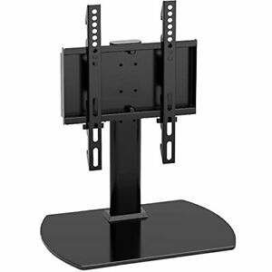 RFIVER Universl Swivel TV Stand Base Table Top TV Stand Replacement for 22-43