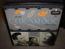 EREDE / PUCCINI turandot ( classical ) 3lp box london