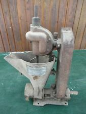 RARE Tool Hammer Core Machine By American Foundry Equipment Cast Iron